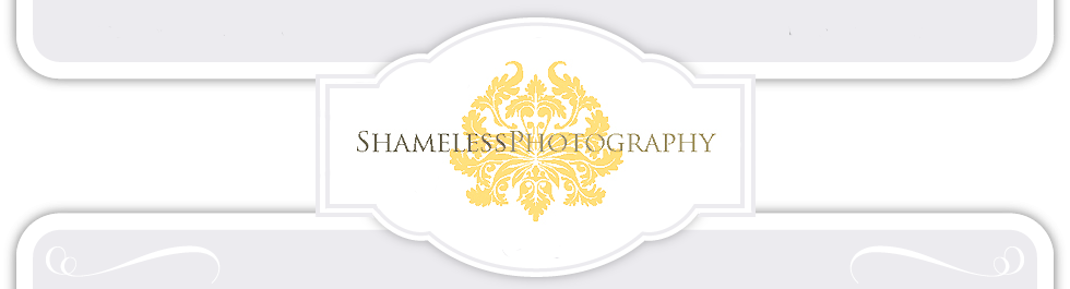 Shameless Photography logo